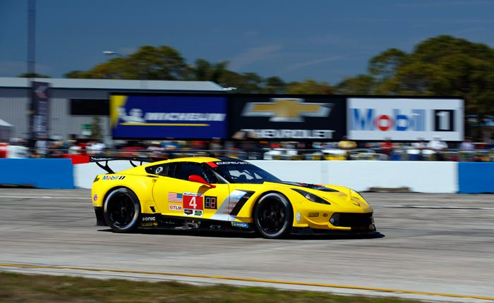 Corvette Racing at Sebring: All Focus Ahead for Four in a Row