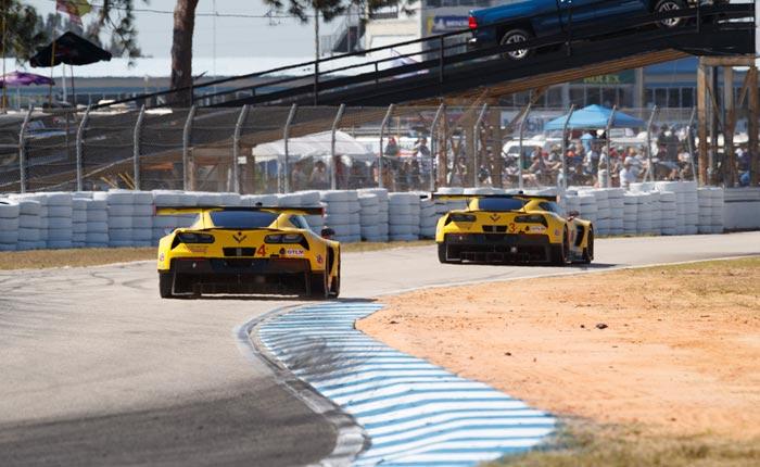 Corvette Racing at Sebring: Halfway Report