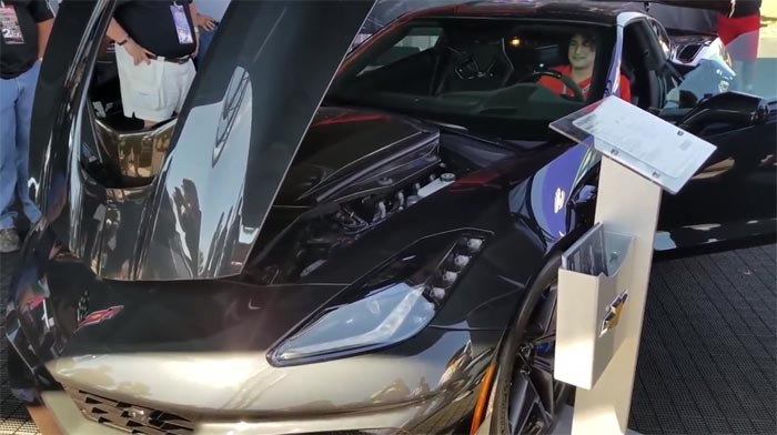 [VIDEO] Harlan Charles Revs the 2019 Corvette ZR1 and Shares Performance Specs at Sebring