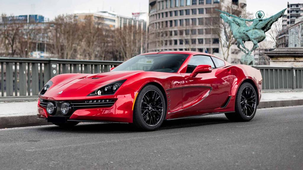 PICS] Equus is Making 25 of These C7 Corvette-based