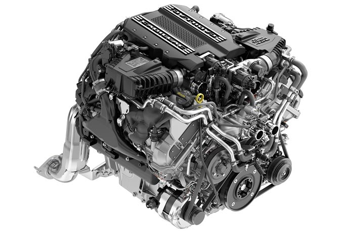 Cadillac Unveils New Turbocharged 4.2 Liter V8 to be Built in Bowling Green's PBC