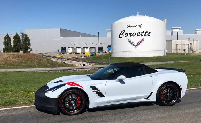 Corvette Delivery Dispatch with National Corvette Seller Mike Furman for March 25th