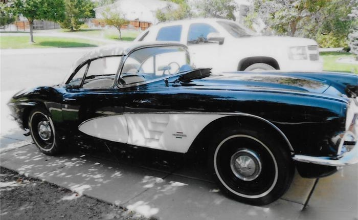 1961 Corvette Fuelie For Sale Has Same Family Ownership for 57 Years