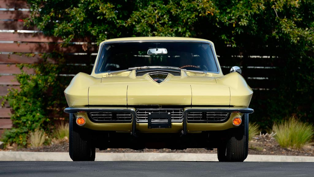 Mecum to Feature a 1967 L88 Corvette Coupe at Indy Auction ...