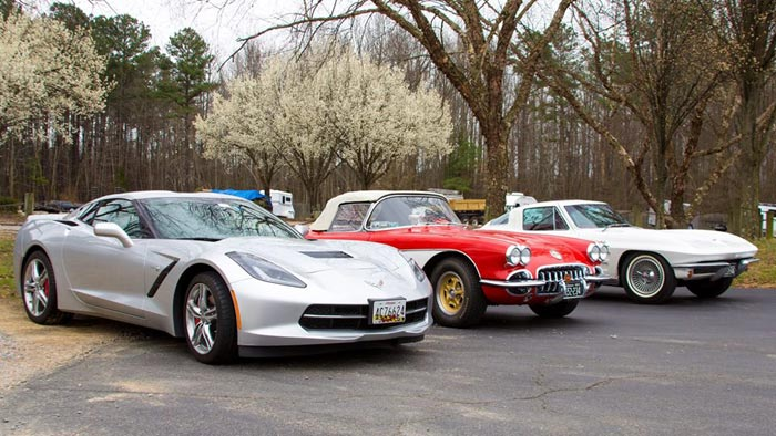 Zip Corvette Hosts the NCRS Mid-Atlantic Chapter's Tech Session and Judging Event