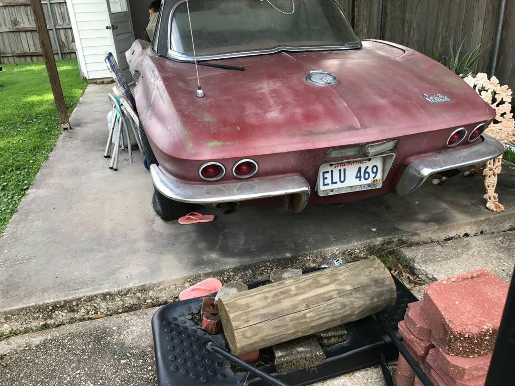 Corvettes on Craigslist: 1967 Convertible Convertible in ...
