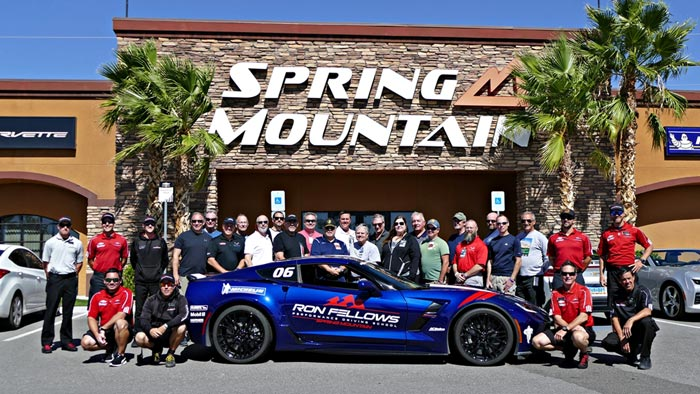 [PICS] Mike Furman's 2nd Annual Corvette Driving Experience at Spring Mountain