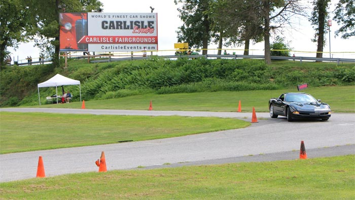 Corvettes at Carlisle and Lingenfelter Team up for Revamped Autocross at 2018 Show