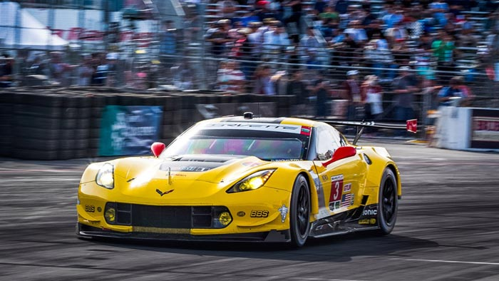Corvette Racing at Long Beach: Another Go on California Streets