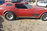 Corvettes on Craigslist: Custom 1972 Corvette Project Coupe