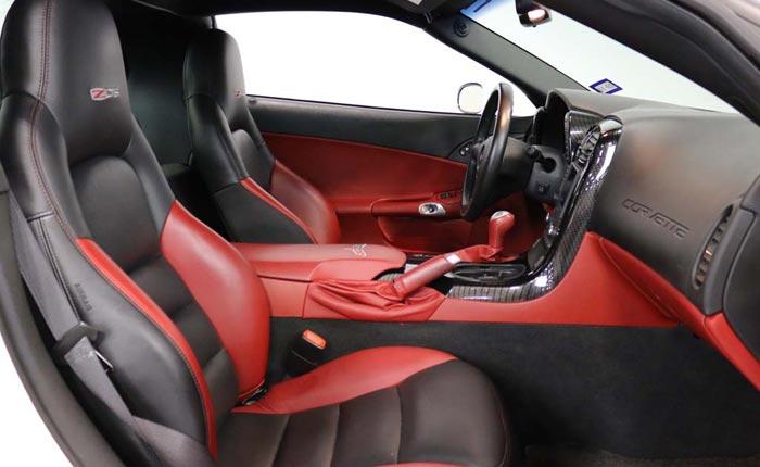 Corvette on eBay: 2007 Corvette Z06 Ron Fellows Edition