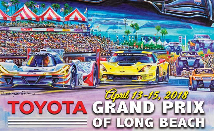 Links and Info for the 2018 Bubba Burger Sports Car Grand Prix at Long Beach