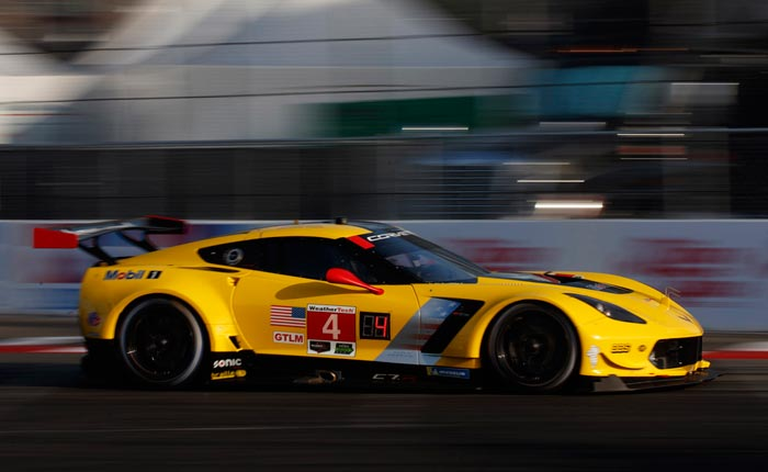 Corvette Racing at Long Beach: Second and Third Rows in GTLM Qualifying