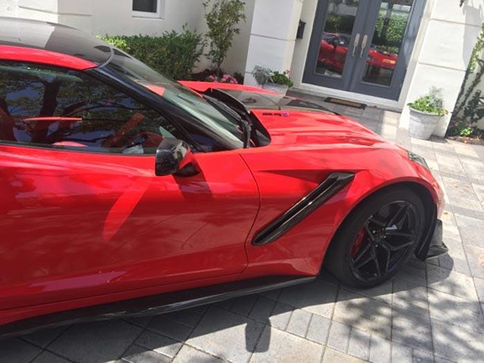 Corvettes For Sale Used 2019 Corvette Zr1 Listed For 198 000 Corvette Sales News Amp Lifestyle