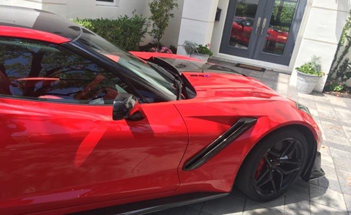 Corvettes for Sale: Used 2019 Corvette ZR1 Listed for $198,000