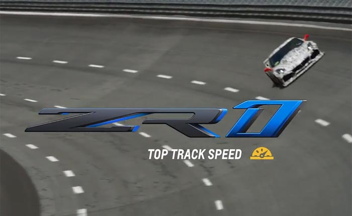 [VIDEO] Watch the 2019 Corvette ZR1's Official Top Track Speed Run