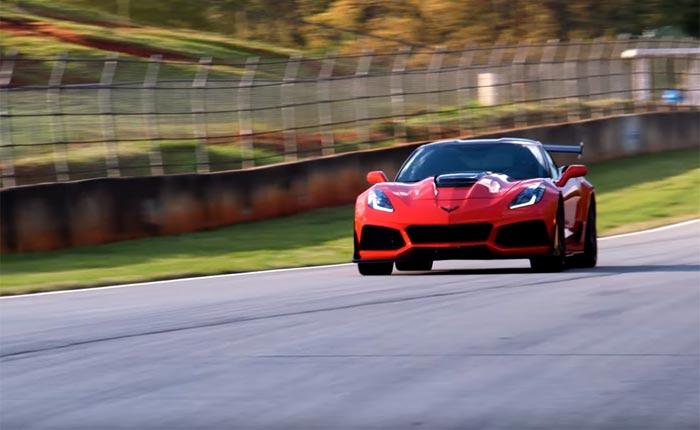 [VIDEO] Matt Farah and the Smoking Tire's One Take on the 2019 Corvette ZR1