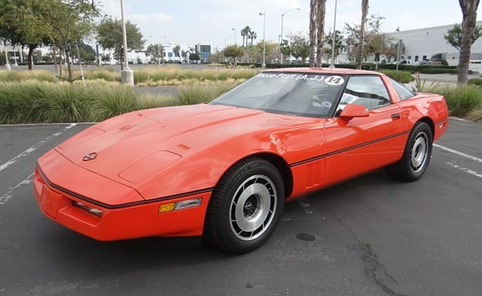 Corvette C4 (1984-1996)  042118_1b