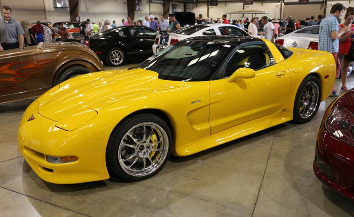 2000 Corvette GTR Coupe by Spectorwerks