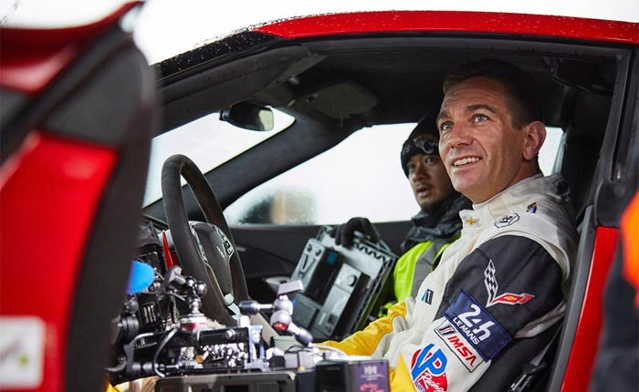 What is Corvette Racing's Oliver Gavin Up To Now?
