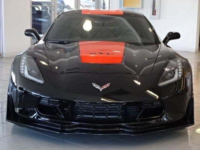 The First 800 Hp 2017 Corvette Grand Sport Tuned By Yenko Is Now Priced At 499 900