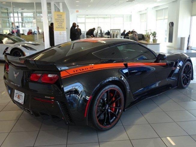 2017 Corvette Grand Sport For Sale >> The First 800 HP 2017 Corvette Grand Sport Tuned by Yenko ...