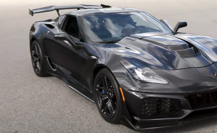 [DVR ALERT] Tadge Juechter and the 2019 Corvette ZR1 Will Be Featured on Jay Leno's Garage