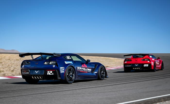 Corvette ZR1 Owners School Announced at Spring Mountain
