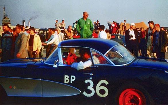 1957 Pilot 'Airbox' Corvette