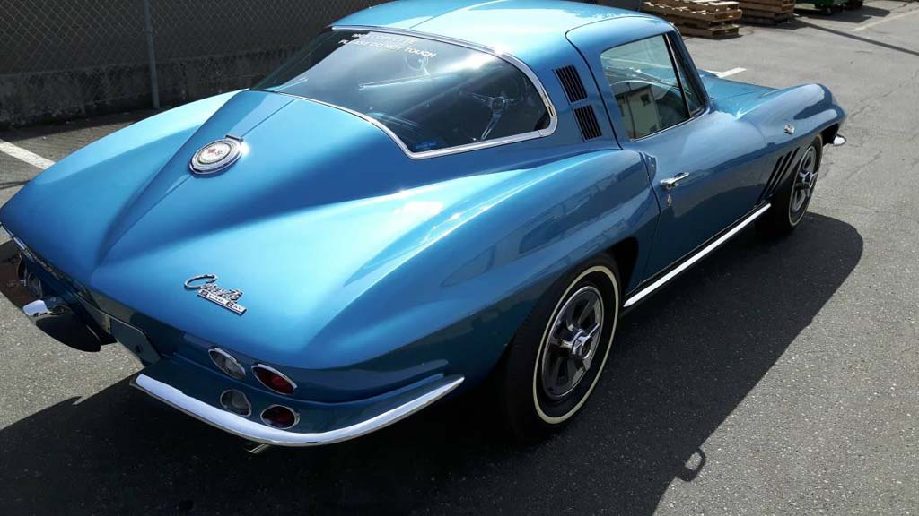 Corvettes on Craigslist: Highly Documented and Awarded ...
