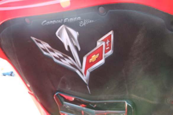 Custom Corvettes at the 2018 NCM Bash