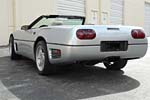 Corvettes on eBay: 1996 Callaway SuperNatural Convertible #001