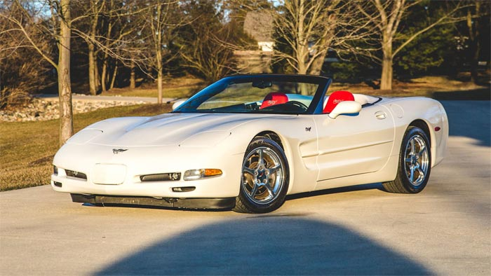 [VIDEO] Collection of Serial No. 35 Corvettes to be Offered at Mecum Indianapolis