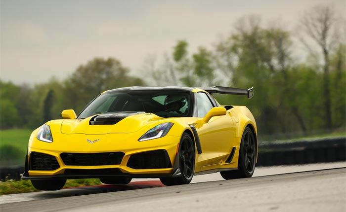 Corvette ZR1 Sets Track Record at the NCM Motorsports Park