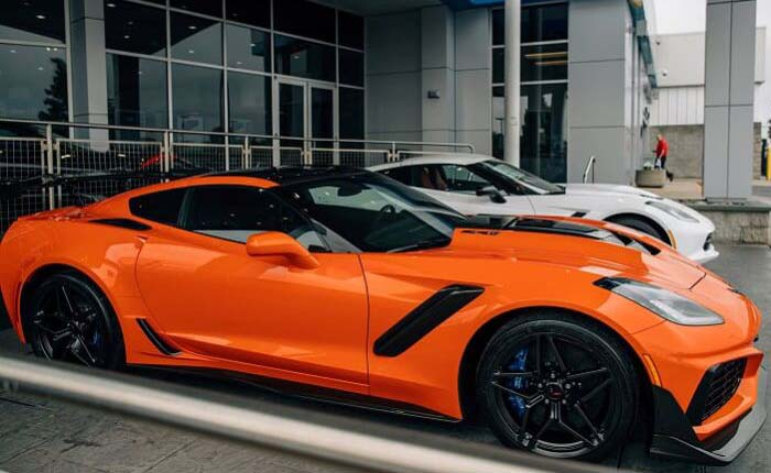Corvette Delivery Dispatch with National Corvette Seller Mike Furman for May 20th