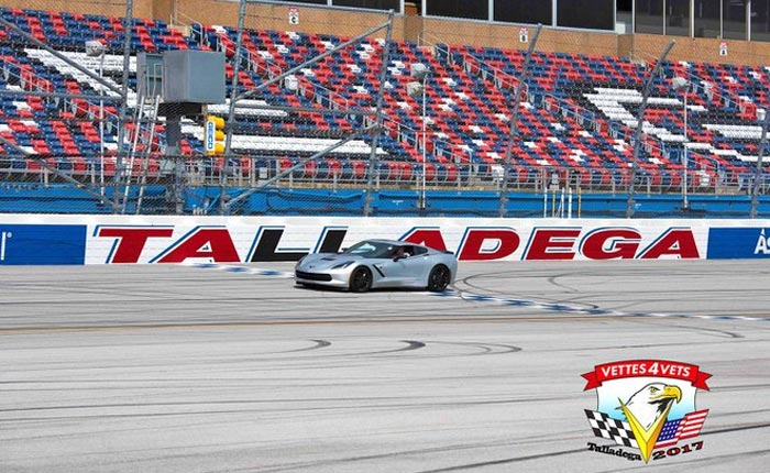 Vettes 4 Vettes Celebrates 10th Anniversary with Laps at Talladega Superspeedway