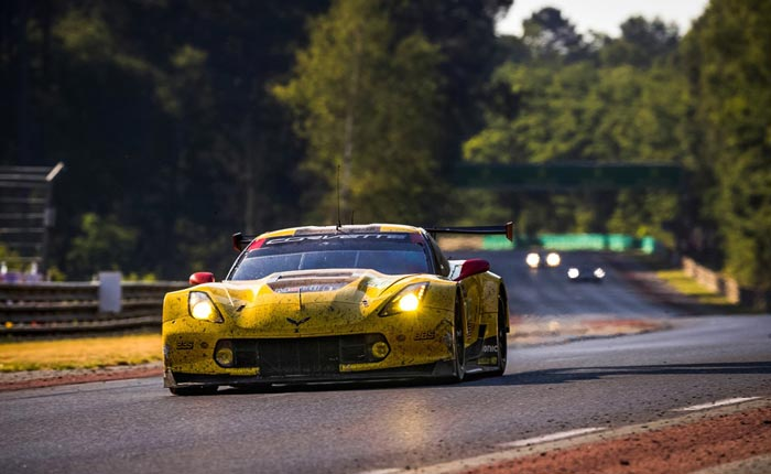 20 Years of Corvette Racing at Le Mans