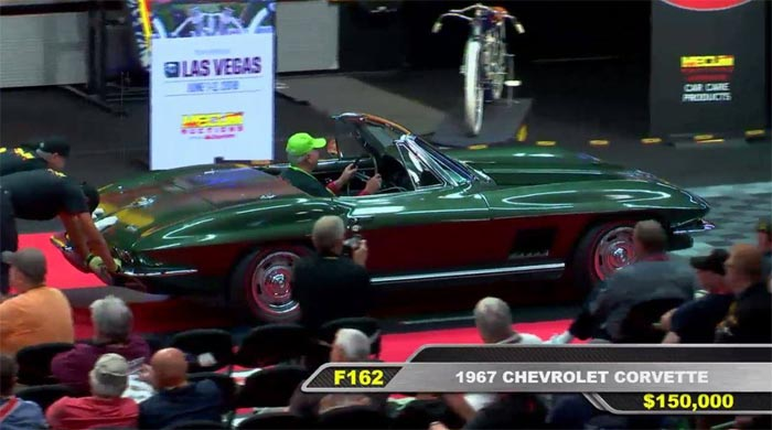 Bart Starr's Super Bowl I MVP 1967 Corvette is Headed Back Home to Green Bay