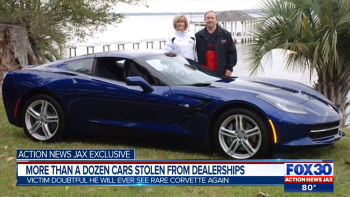 [STOLEN] Brazen Car Thieves Steal More Than a Dozen Cars from Multiple Jacksonville Dealerships