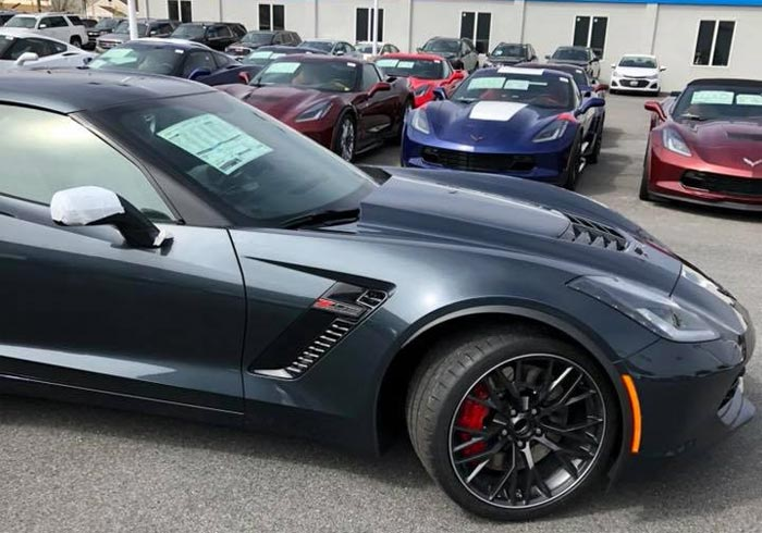 Chevy Keeps $3,000 Loyalty Bonus for Corvette Buyers in June