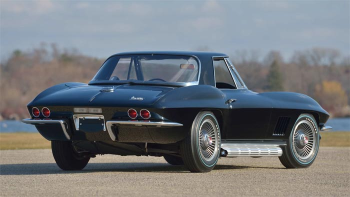 First 1967 Corvette L88 Joins Mecum's Harrisburg Docket