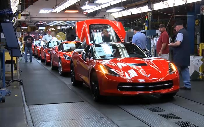 Important Dates for the End of the C7 Corvette Production