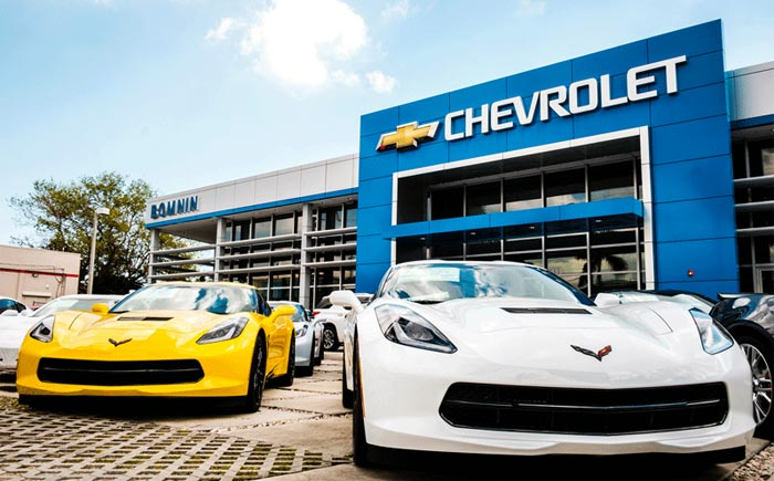 Bomnin Corvette Offering New 2019 Corvette Stingrays Starting at $43,867