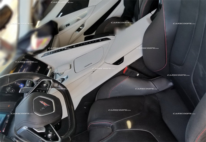 [PICS] Chazcron's Latest C8 Corvette Interior Renderings