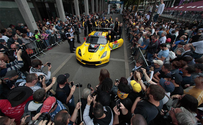Corvette Racing at Le Mans: 20th Start in Hopes of Ninth Victory