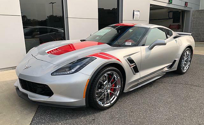 Corvette Delivery Dispatch with National Corvette Seller Mike Furman for June 9th