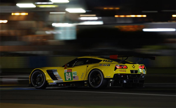 Corvette Racing at Le Mans: By The Numbers