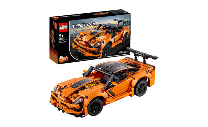 [AMAZON] Give Dad a LEGO Technic Corvette ZR1 Kit for Father's Day and Save 20%