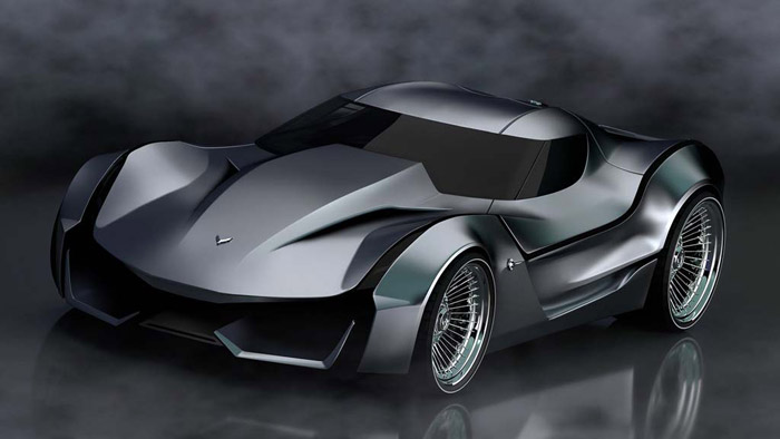 [Gallery] The Corvette Stingray 60 Concept is a Modern Take on the Iconic 1959 Stingray Racer