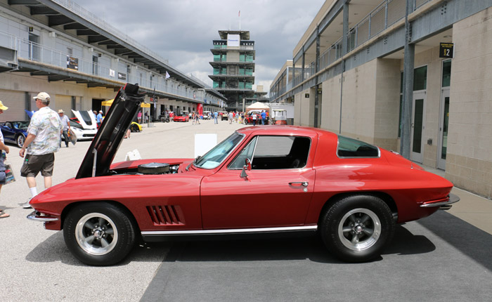 Seminars, Demos, and More at Next Week's Bloomington Gold Corvette Show